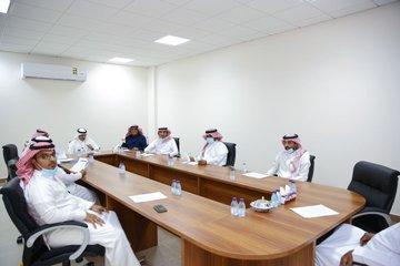 مجلس إدارة الرائد يعقد اجتماعه الدوري قبل لقاء أبها
